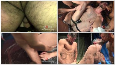 Rikk York, Scott Demarco, Jack Andy, Jacob Conar, Drew Dixon - R439 Drew Dixon Gang Bang Part 1 [HD 720p/RawFuckClub/2019]