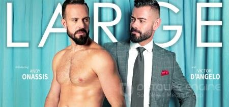 Andy Onassis, Victor D'Angelo - Large [FullHD 1080p/MenAtPlay/2019]