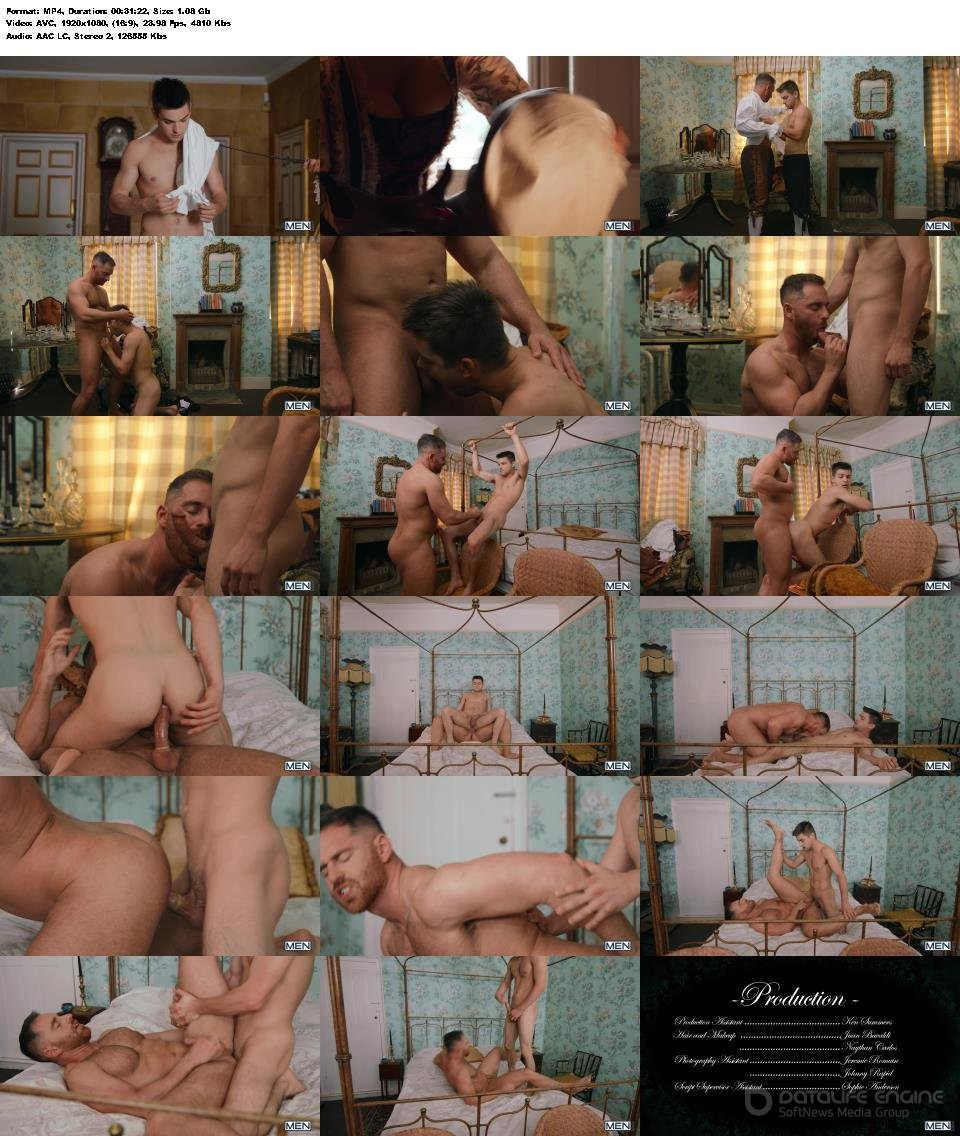Anal Destroyer Gay Porn johnny rapid, jonas jackson - a tale of two cock destroyers